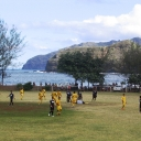 Soccer Showdown Marquesan Style